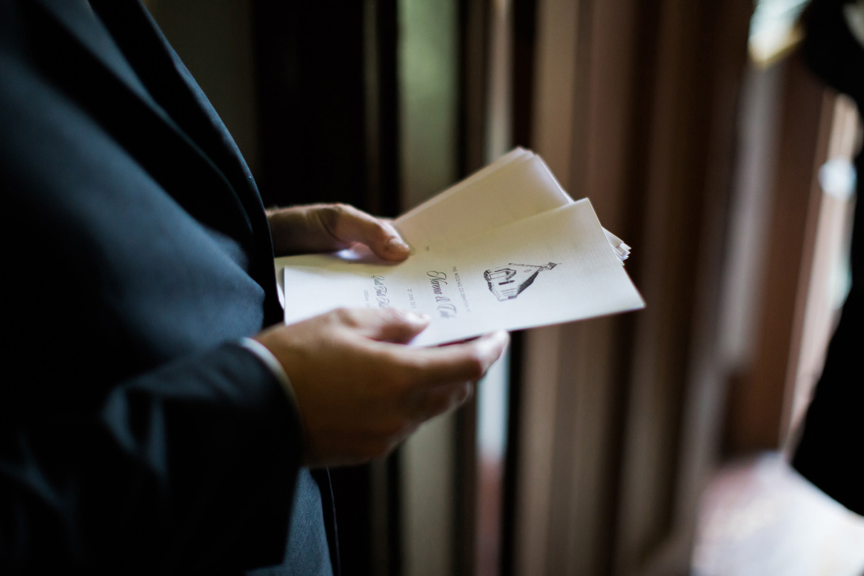 Ball's Falls Wedding | Jesse Jonas Photography | Wedding Details