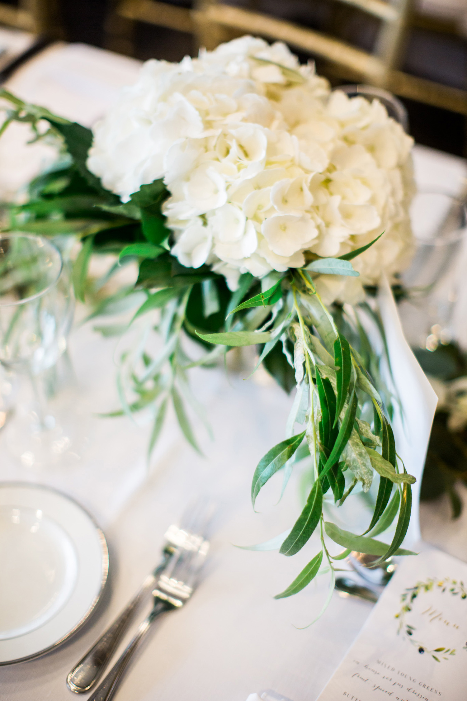Mike Weir Winery | Jesse Jonas Photography | Centrepieces
