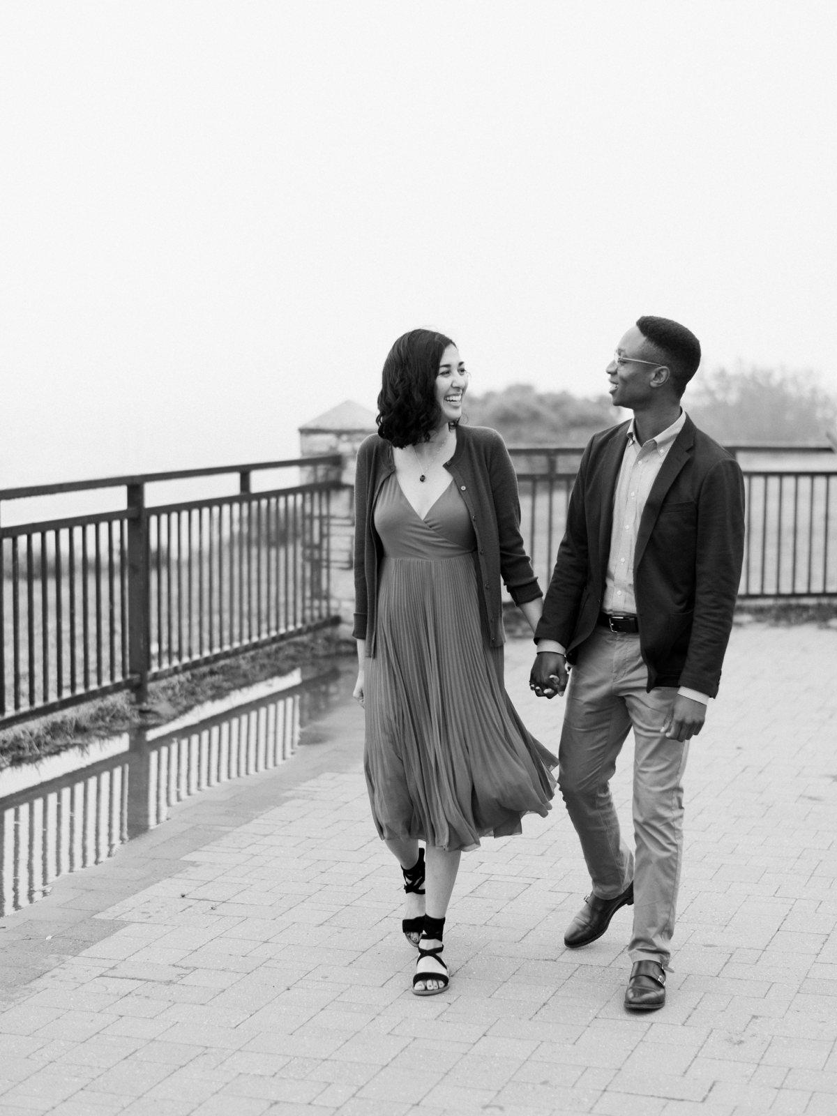 Hamilton Engagement Photography | Alex & Yoan