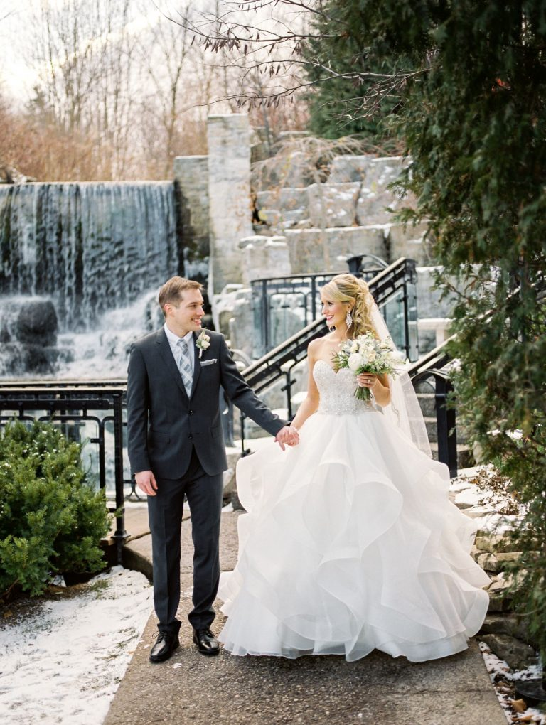Ancaster Mill Wedding Photos | Jesse Rashotte Photography