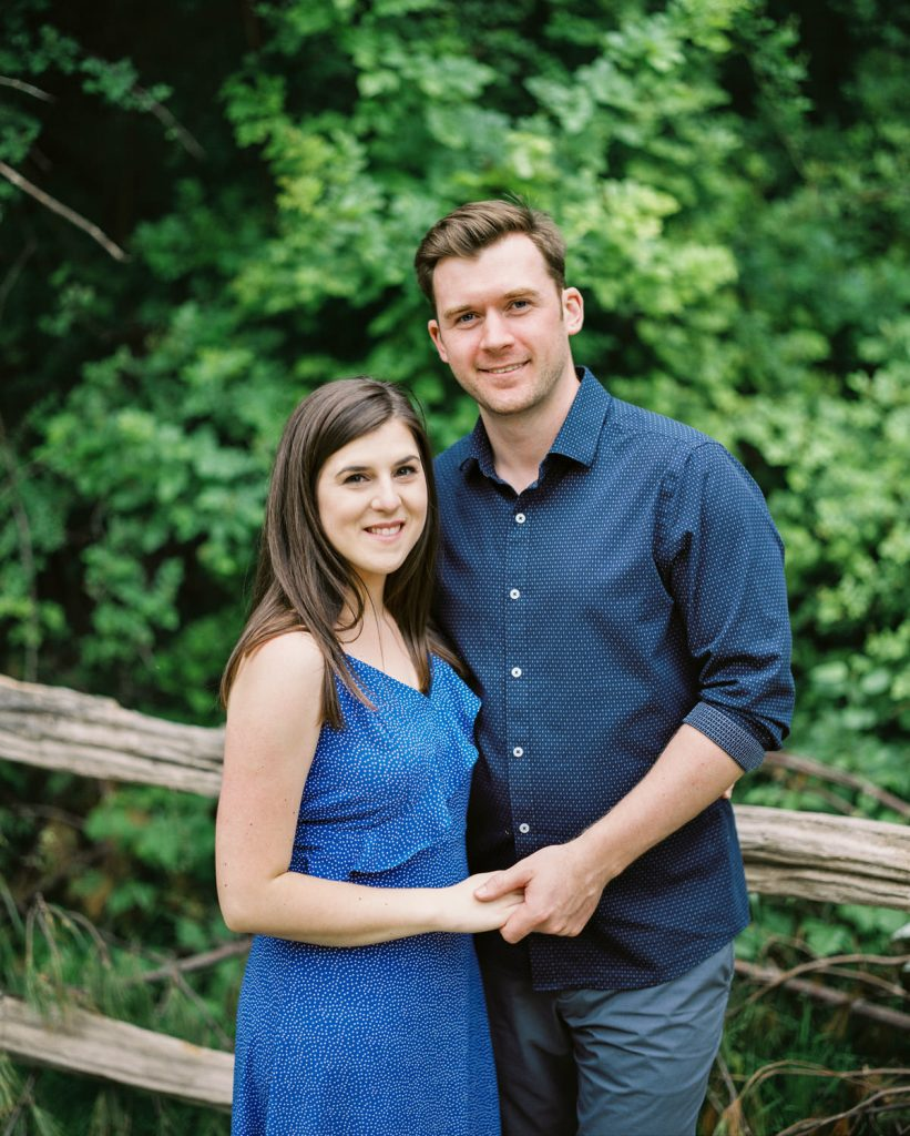 dundas valley engagement photography
