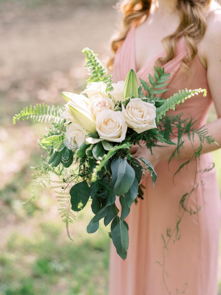 a bridemaids bouquet
